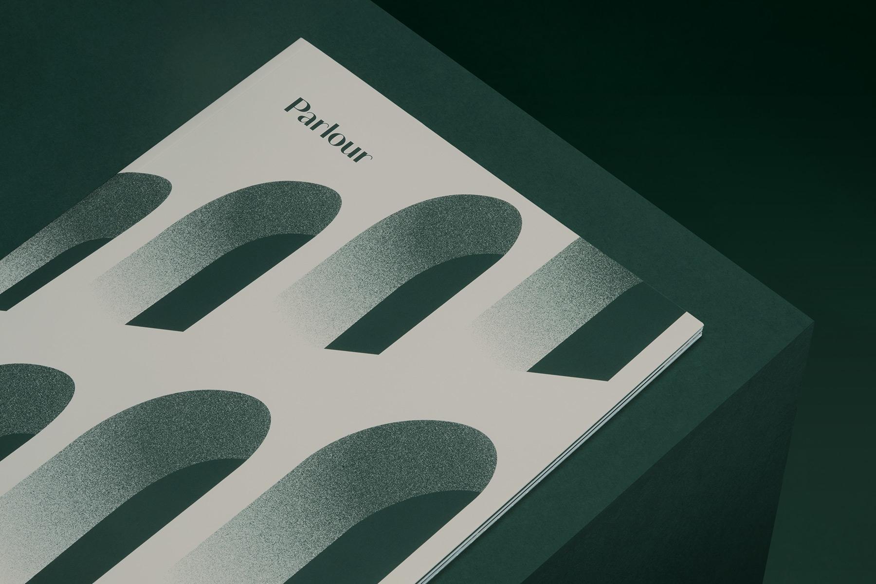 Parlour Brochure Cover
